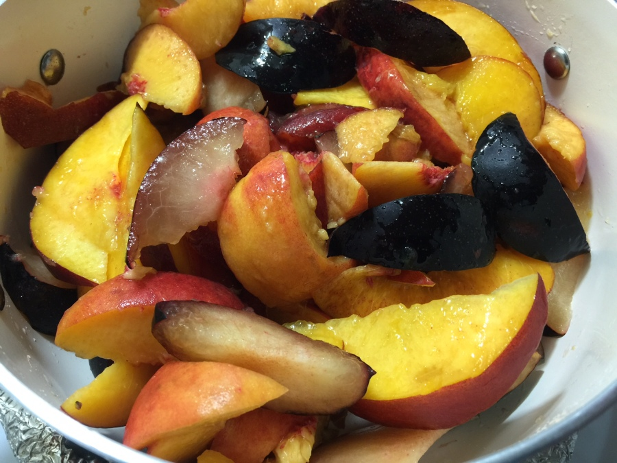 PEACHES PLUMS AND NECTARINES 1