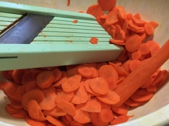 ROASTED CARROT SNACK 1