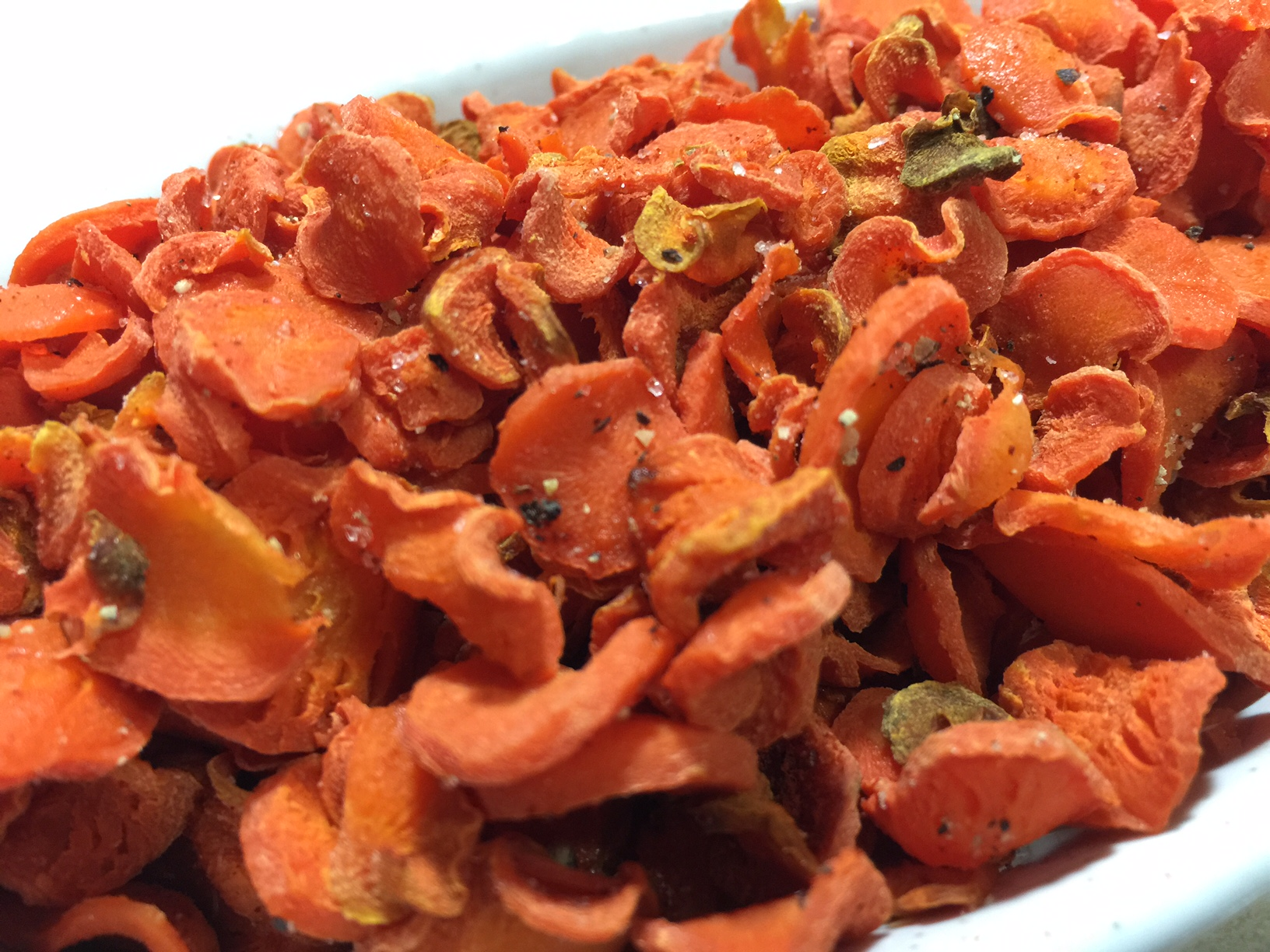 ROASTED CARROT SNACK 6
