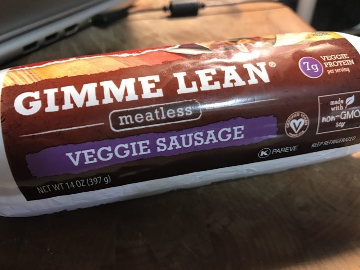 GIMME LEAN SAUSAGE 1