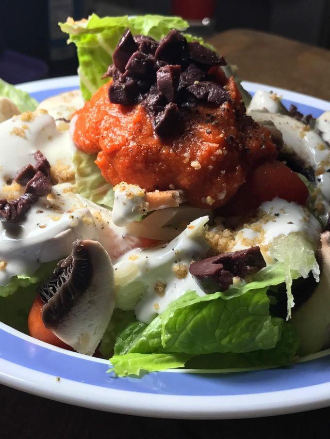 carrot-cream-topper-for-salad
