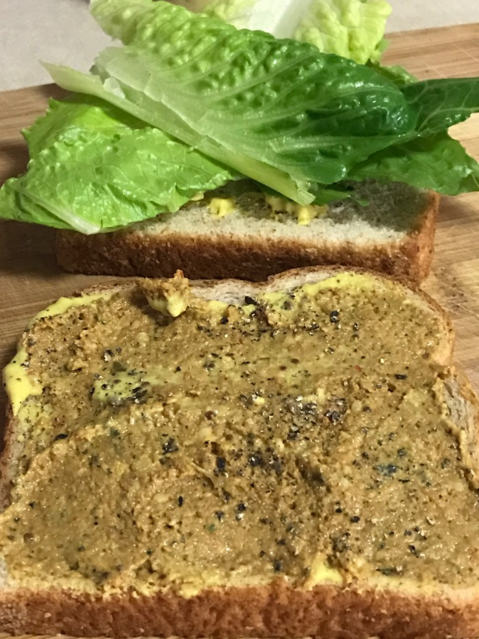 PLANT MEAT PATE 3