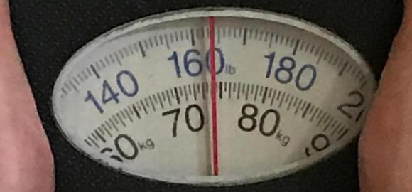 4-12-2018 SHAR'S WEIGHT NAKED (almost)