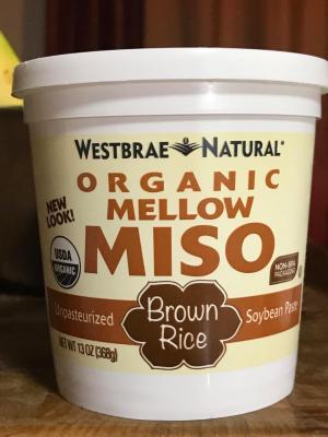 WESTBRAE MELLOW MISO 1