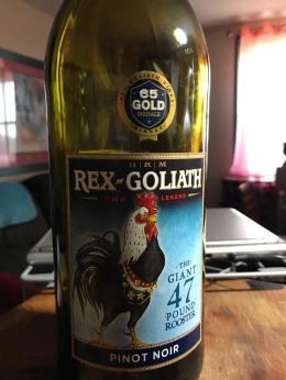 REX-GOLIATH 47 POUND ROOSTER PINOT NOIR 1