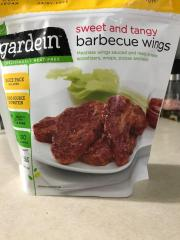 COOKING GARDEIN CHICKEN 1