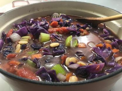 AFC Purple Cabbage Weight Reduction Soup (WRS) 1
